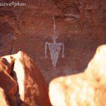 アメリカ岩絵 ペトログリフ
