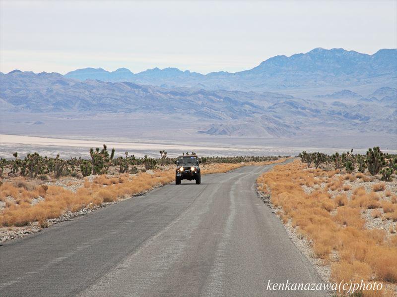 砂漠ネバダ州