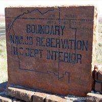 ナバホ族居留地