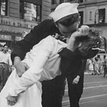 勝利のキス