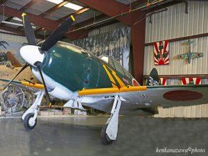 チノ航空博物館 (プレーンズ・オブ・フェーム航空博物館) ゼロ戦