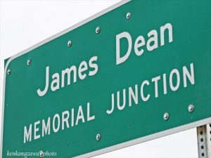 ジェームズ・ディーンの事故