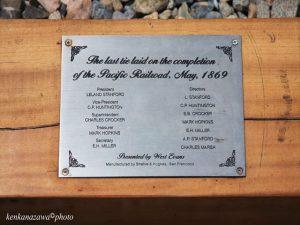 ゴールデンスパイク国立史跡 ユタ州