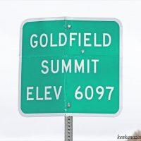 ゴールドフィールド ネバダ州