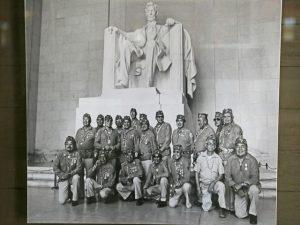 アブラハムリンカーンとナバホ族