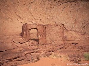 インディアン遺跡