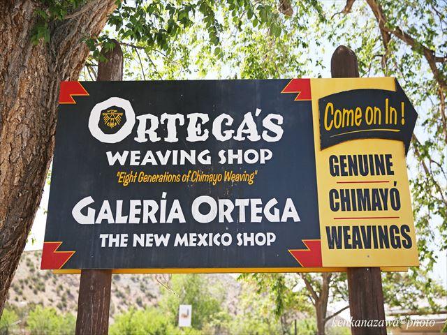 オルテガ チマヨ ニューメキシコ州
