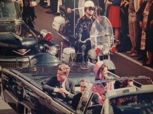 JFK暗殺現場