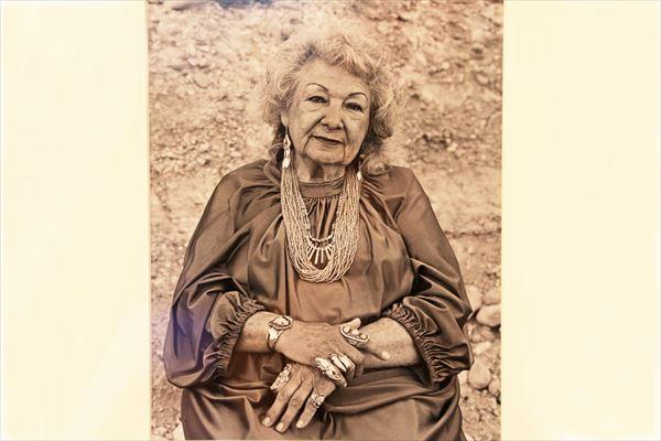 モアパ族 パイユート族