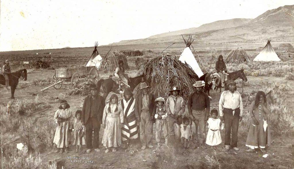 パイユート・インディアン