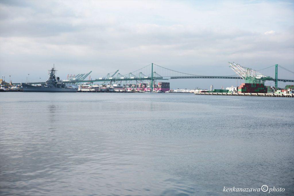 ロサンジェルス港